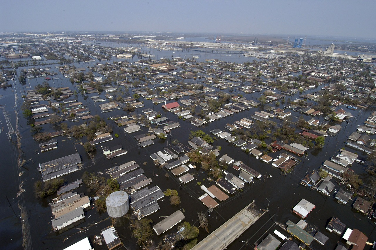 new orleans disaster